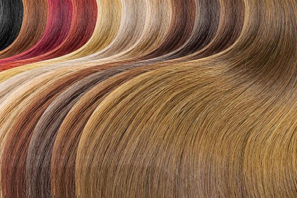 how to dye blonde hair brown without it going green